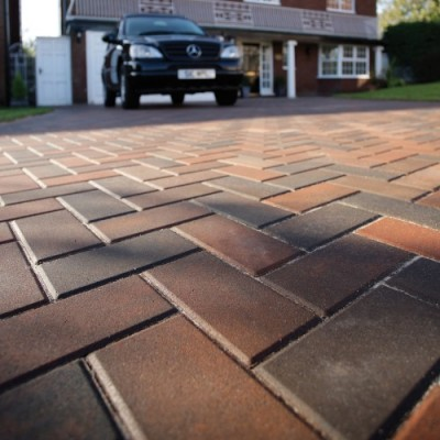 Bradstone DriveFlair Block Paving Sunset