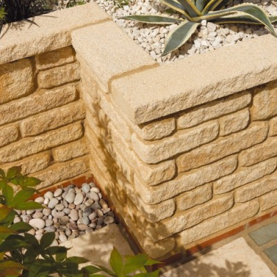 Bradstone Countryside Walling Buff