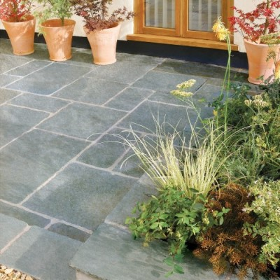 Bradstone Natural Limestone Paving Azure Patio Pack