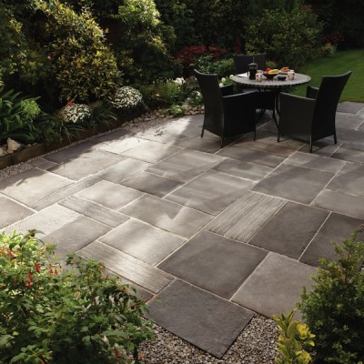 StoneFlair by Bradstone Cloisters Paving Cloisters Small Patio Pack