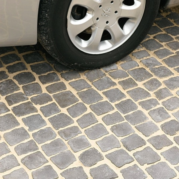 Stoneflair By Bradstone Carpet Stones Charcoal Cobble
